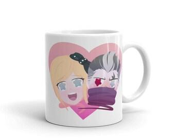 Cute Danganronpa 2 Mug
