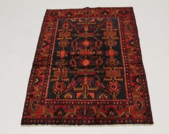 5X7 Gorgeous S Antique Handmade Nahavand Persia Rug Oriental Area Carpet 4'7X6'8