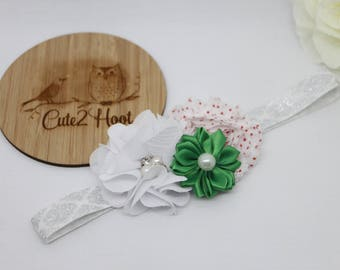 18mth-2years headband, flower, Girls Accessories, Headbands, Baby headbands