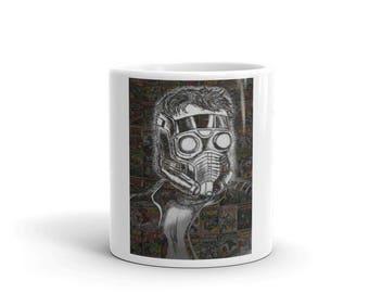 Guardians Of The Galaxy Star Lord Mug
