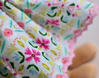 Floral DOLL skirt