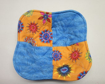 Microwave Bowl Cozy - Set of 2 Microwave Bowl Cozies - Bowl Cozy - Microwave Potholder