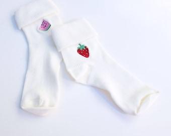 Fruity Socks