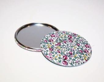 Liberty Eloise green 75 mm Pocket mirror