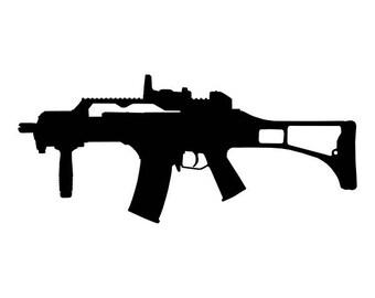 Firearm Decal Etsy - Custom gun barrel stickersgun decals shotgun barrel sticker shooting ammo decal