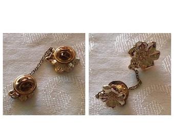 Anniversary Sale Vintage Flower Pins