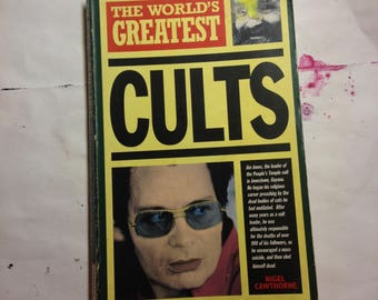 The world's greatest cults by Nigel Cawthorne