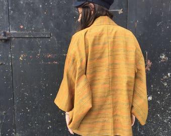 Vintage 1970's Japanese Kimono