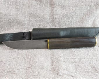Hand Forged Damascus Knife