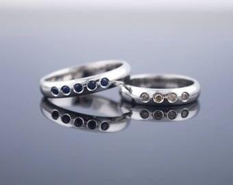 Wedding Rings, gold rings 14 k