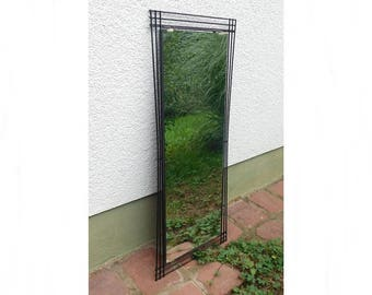 Large mirror 60/70 he years iron wire