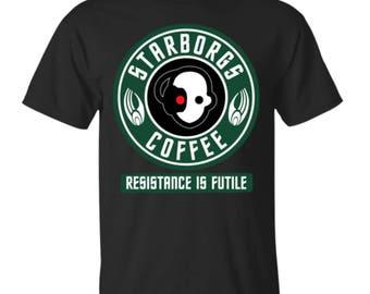 Star Trek Shirt - StarBorgs Resistance
