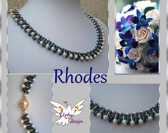 Collier Rhodes son tutoriel