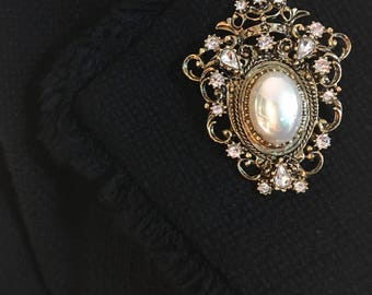 Victorian Style Brooch