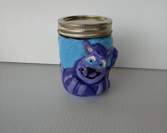 Cat Stash Jar