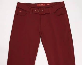 Miss Sixty donna ellah W32 Tg(IT)46 pantalonr slim stretch usati vita bassa T2237