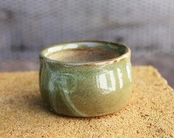 Ceramic Wheel Thrown Sake Cup
