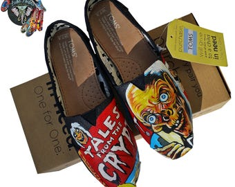 Tales from the Crypt Custom Toms