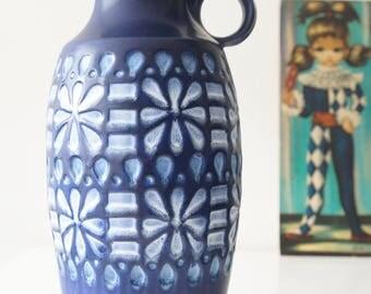 Large vintage vase, made by Ukeramik, West Germany