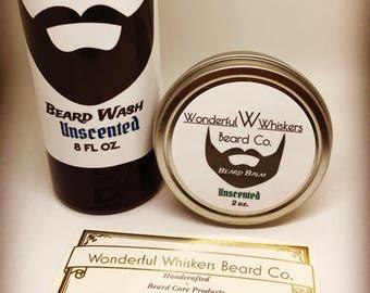 Wonderful Whiskers Beard Co.- Beard Balm