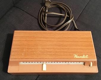 Vintage Hamlin CATV / Cable box from Missouri (1960s)