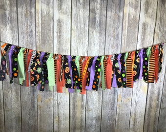 Halloween Garland, Halloween Decor, Halloween Decoration, Halloween Banner, Halloween Party Decoration