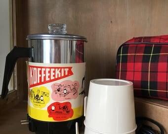 Vintage Coffee Kit