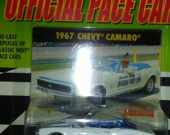 Chevy Camaro Official Pace Car