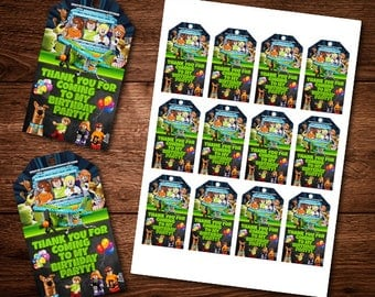 Teen Titans Go Thank You Cards Birthday Party For Kids Teen