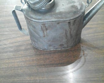 Northern Pacific Railyard Oil Can