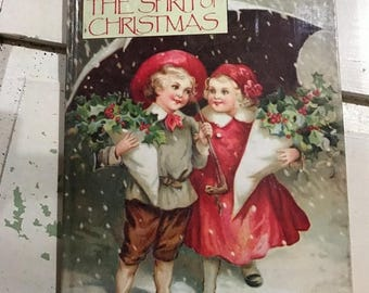 CHRISTMASINJULY The Spirit of Christmas Book 6