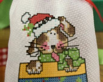 Craftways Holiday Delights 18 Designs Counted Cross Stitch Pattern Book