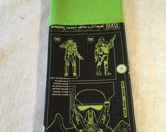 Star Wars Pillowcase Standard Cotton Pillowcase....FREE SHIPPING