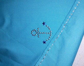 Nautical Blue Skirt