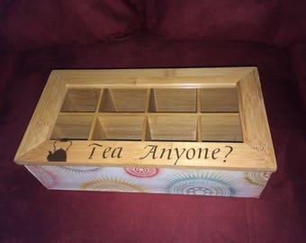 Tea Anyone?  Tea Box