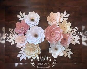 Isabella's Paper Flower Set