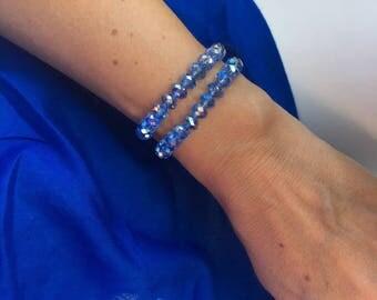 Cristal bracelet. Choose your colour