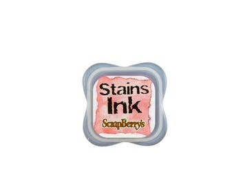 Ink Red Ink Stains