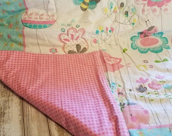 Birds and Bee's Quilt