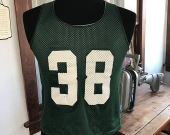 Vintage Basketball Mesh Jersey