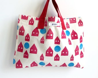 Lunch Bag // Little Houses in Greenland