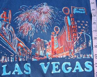 Vintage Las Vegas Fremont Street Downtown Vegas Vintage Vegas strip Horseshoe Fremont Hotel Vintage t-shirt