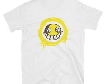 Junkrat Smiles Overwatch Inspired T-Shirt