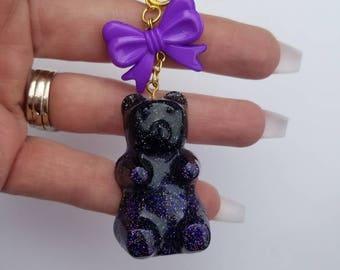 Galaxy gummy bear