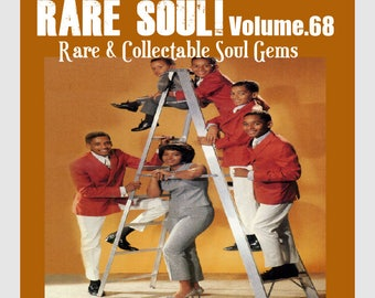 Rare Soul Vol.68 - Rare & Collectable Soul Gems