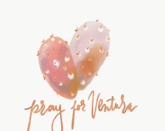 Pray for Ventura