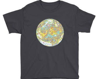 Global Warming - Climate Change - Youth Earth Day - Kids March for Science - Youth Science Shirt - Environmental Shirt - STEM Youth Shirt