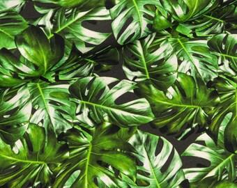 Cotton Jersey Tim urban jungle (17.90 EUR / meter)