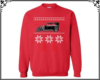 Jeep sweater | Etsy