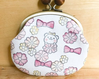 Coin purse (Flower)